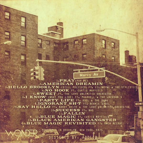Black-American-Gangster-Back-II